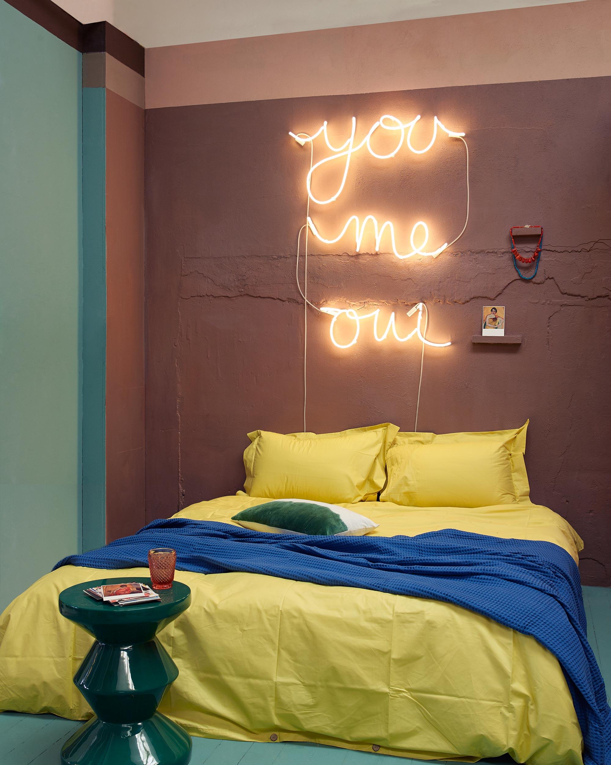 chambre neon