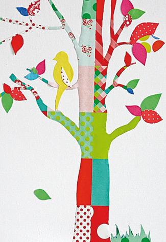behangboom maken
