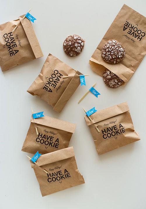 koekjes verpakking