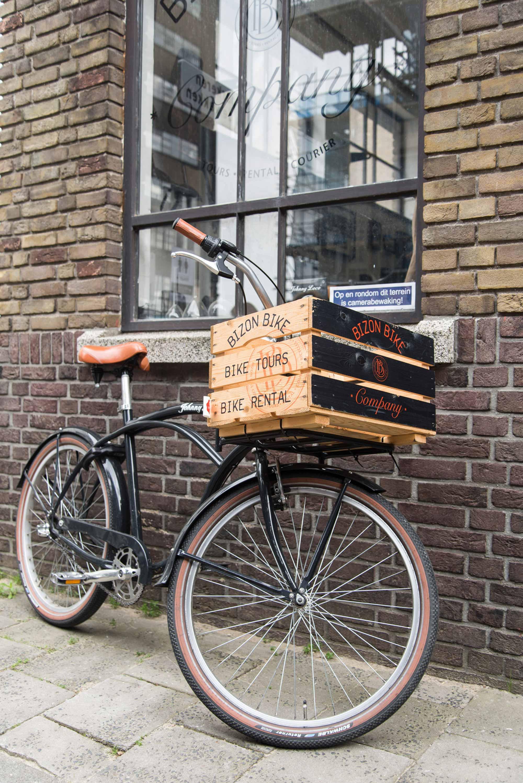 Waag hotspot leiden fiets