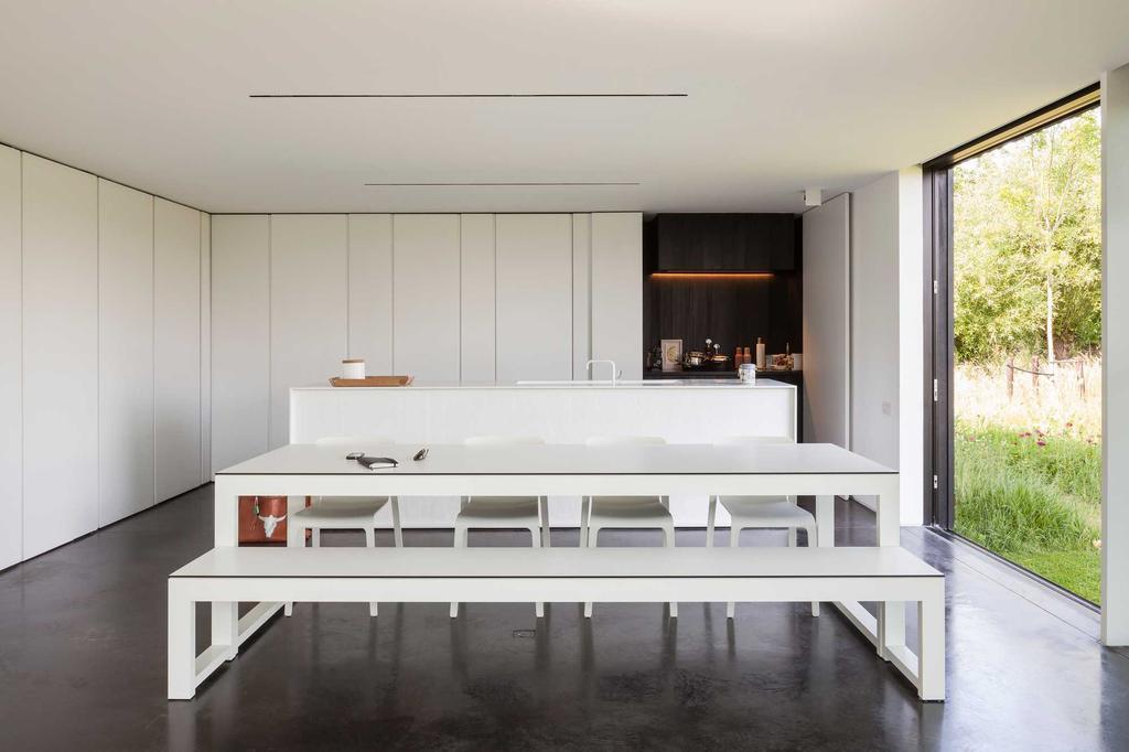 cuisine blanc