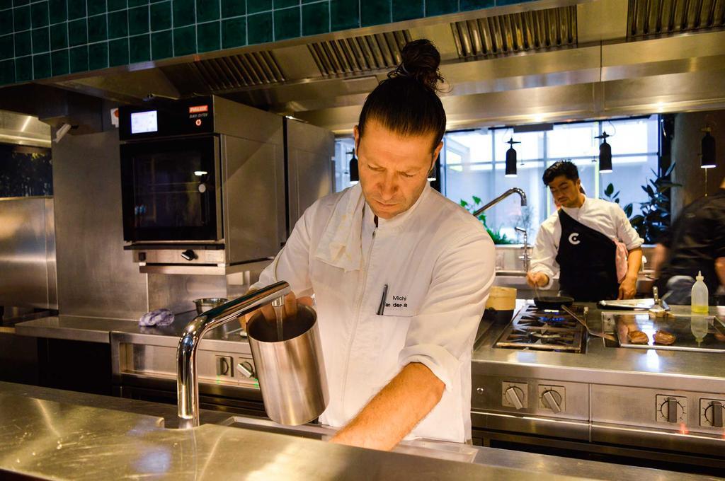Chef Michiel Restaurant C