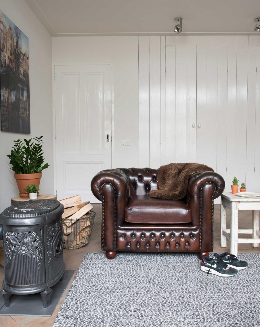2 chesterfield fauteuil