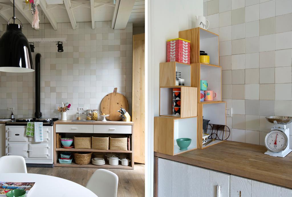 bk 35 in Gent keuken
