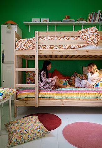 Meisjesbed Ikea