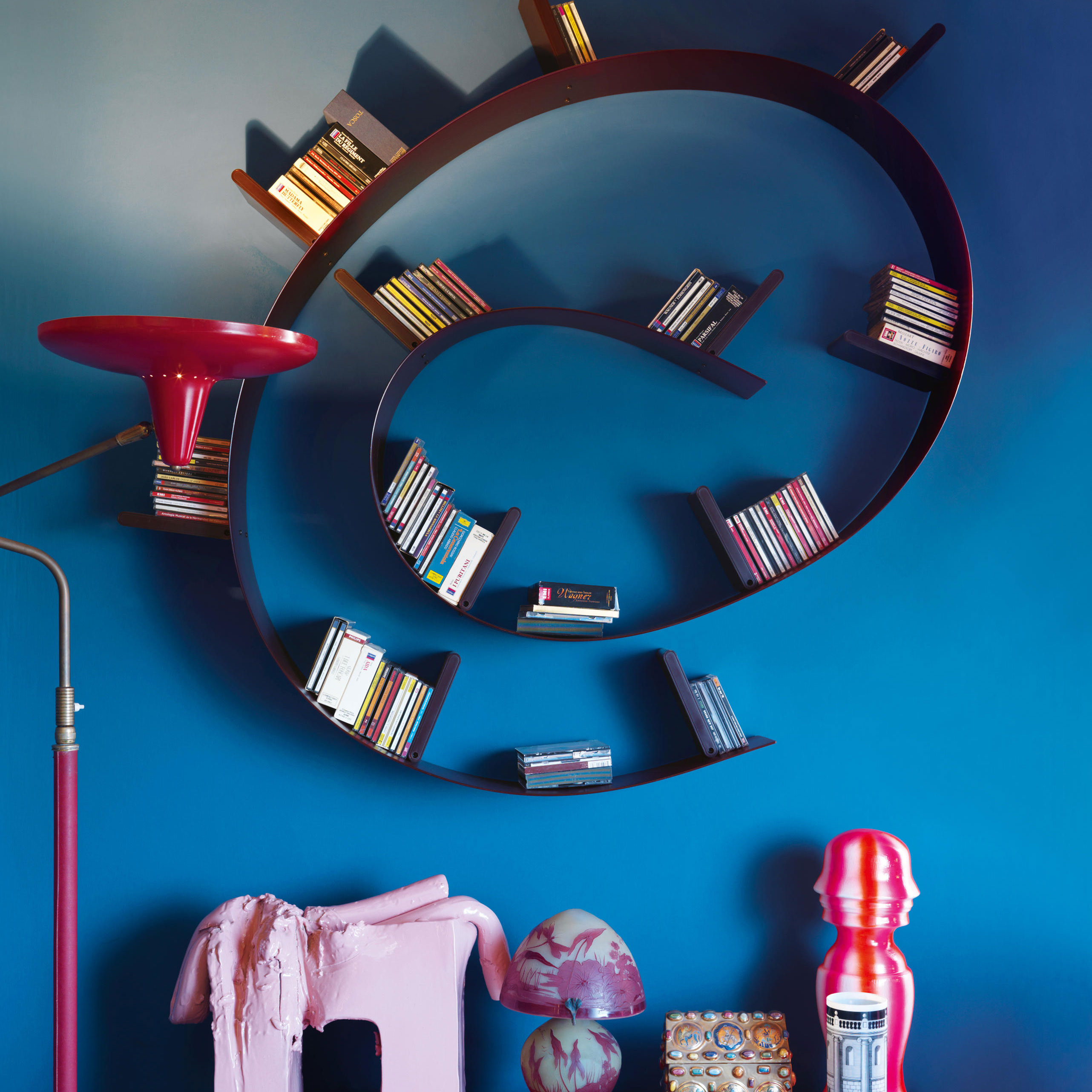 Ideeën voor een leuke meisjeskamer - Kartell - vtwonen