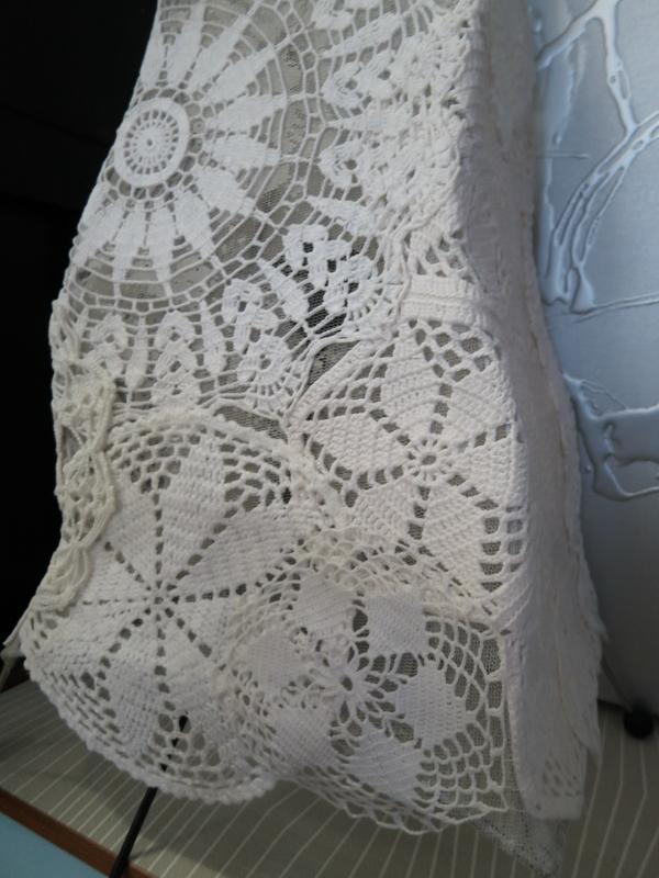gehaakt kleedje