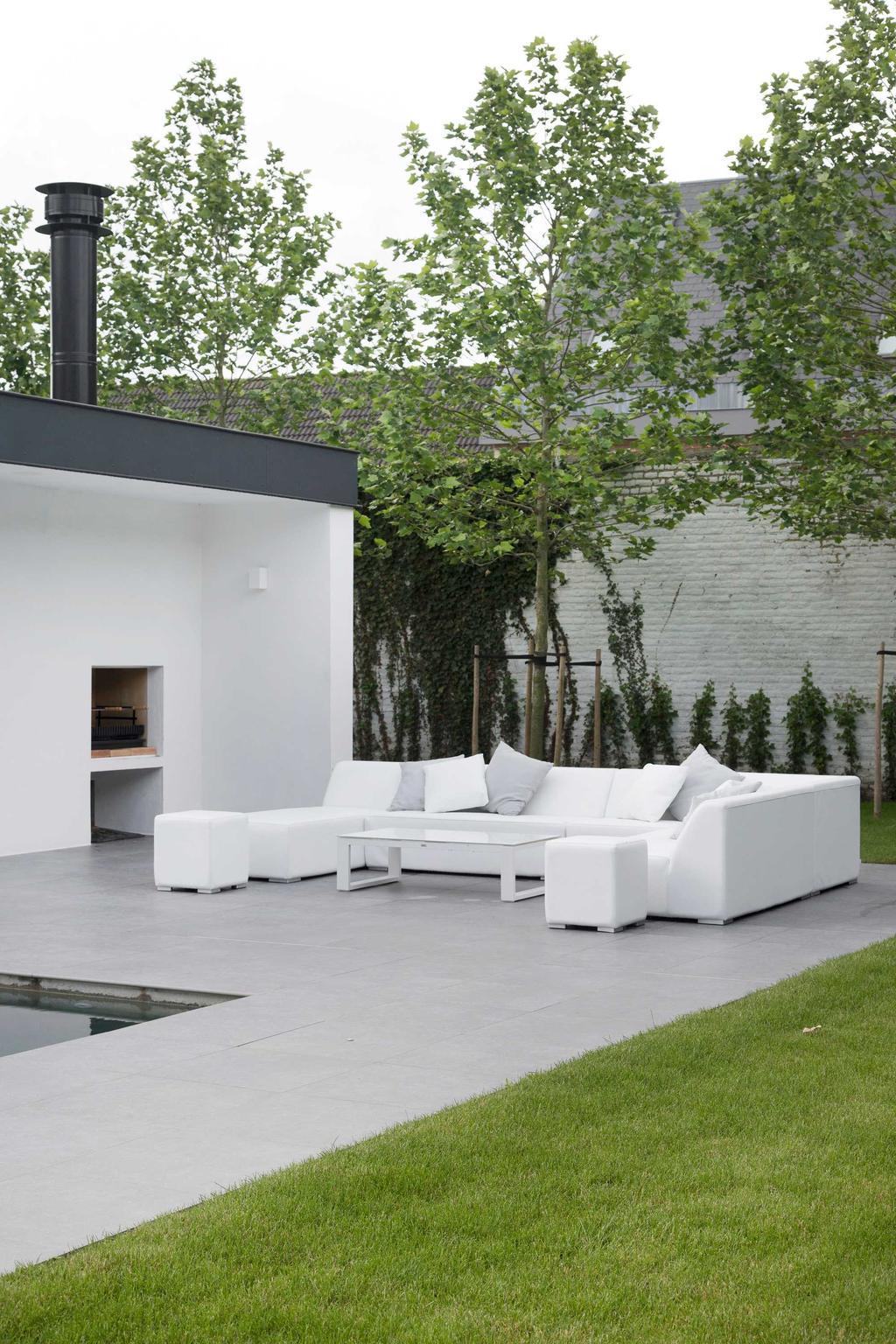 poolhouse - architectuur