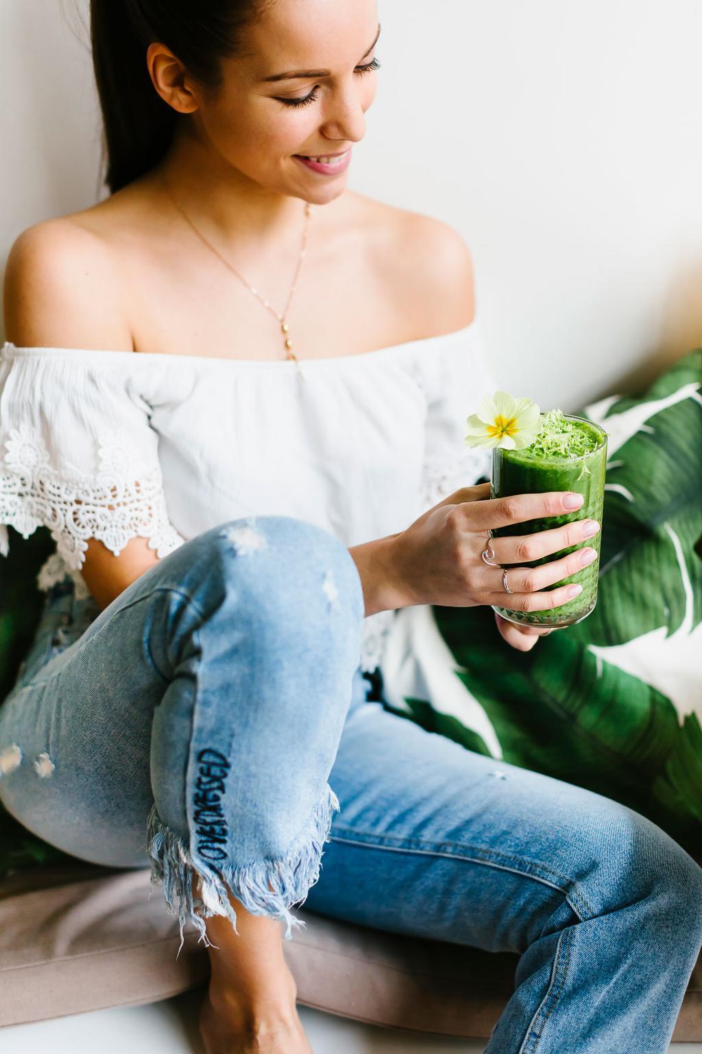 Esther Andries van kookboek Your Healthy Fix