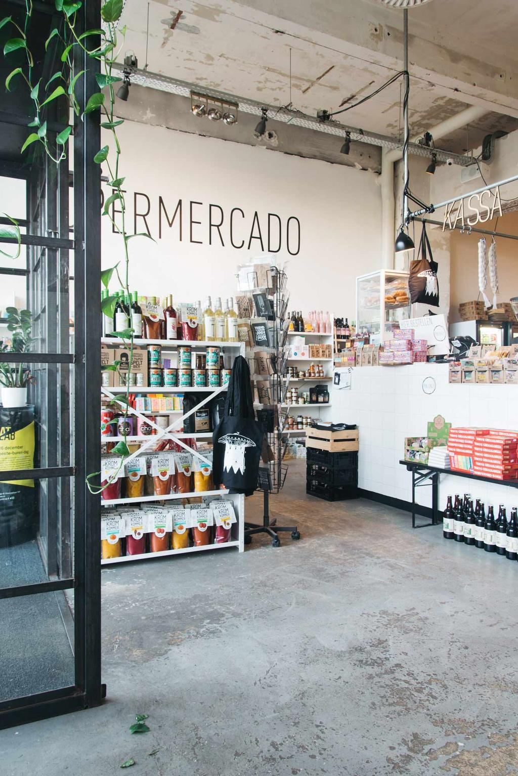 bio supermercado onder de leidingstraat remade with love
