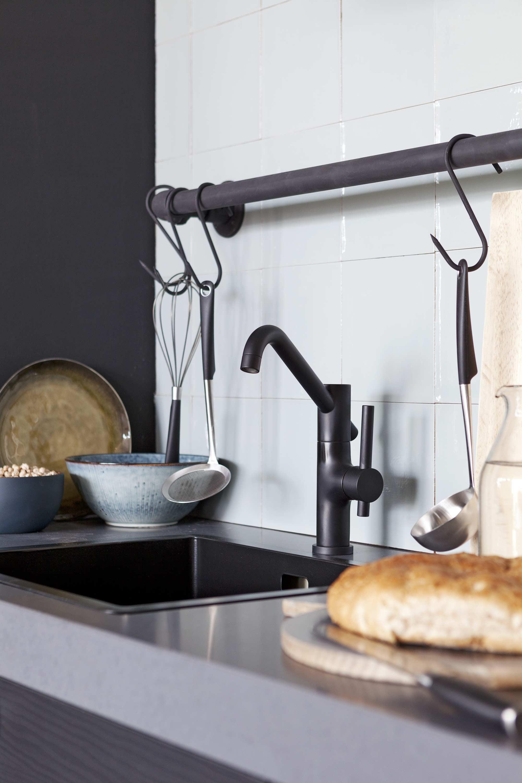 aanrechtblad keuken kraan