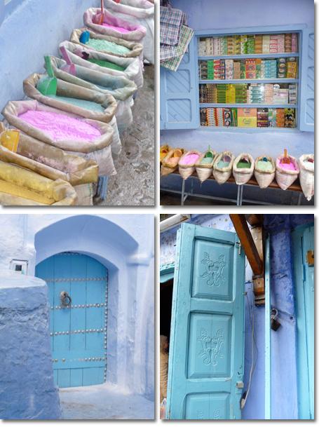 kleuren uit marokko