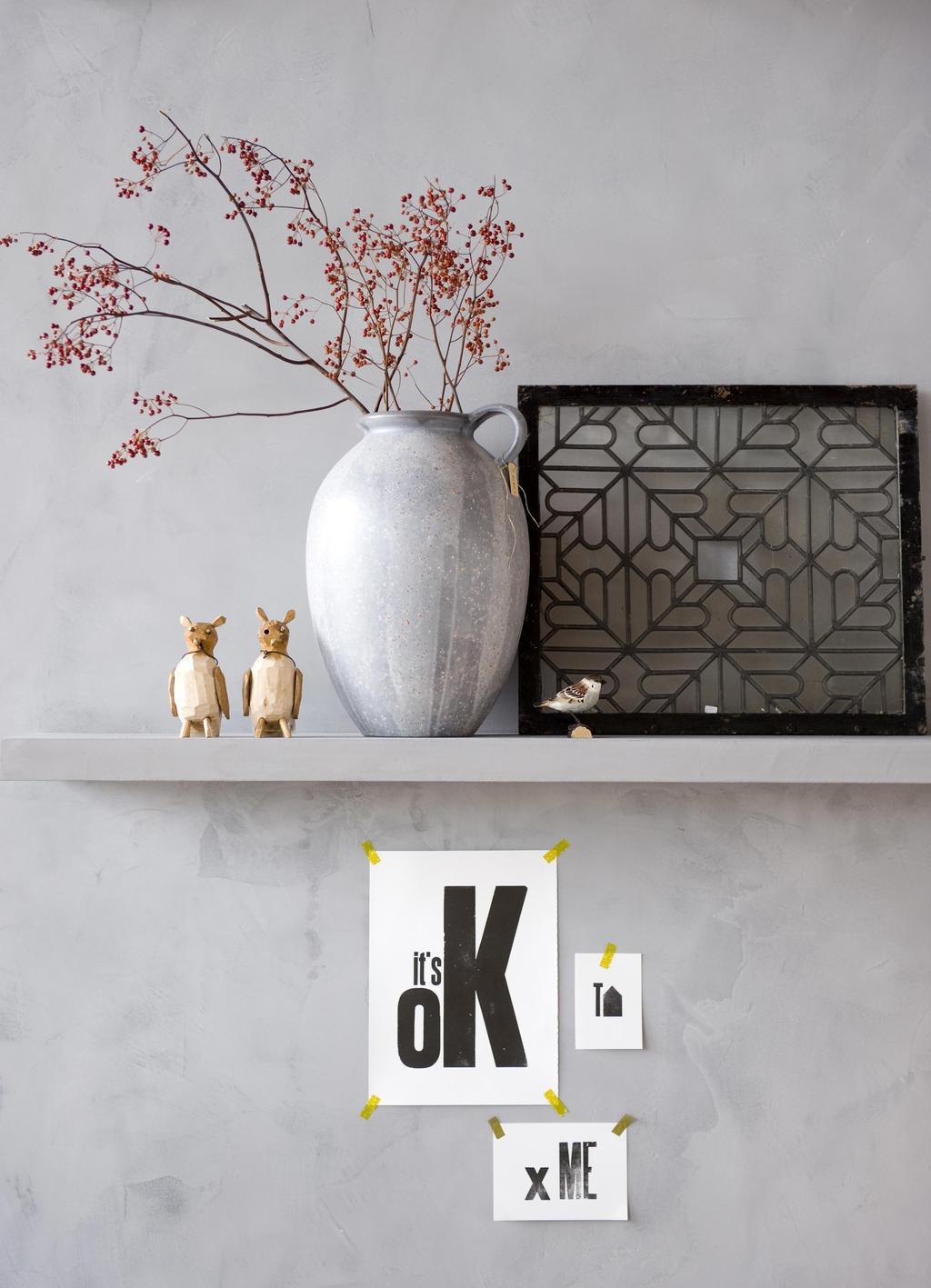 decoratie plank