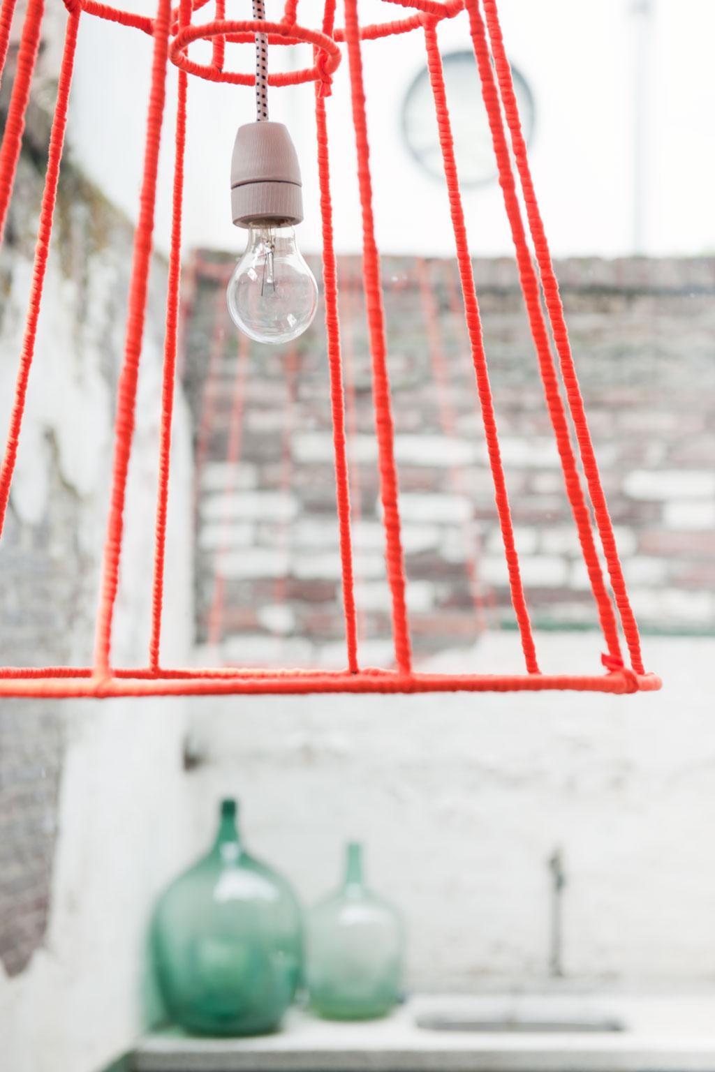 frame lampenkap