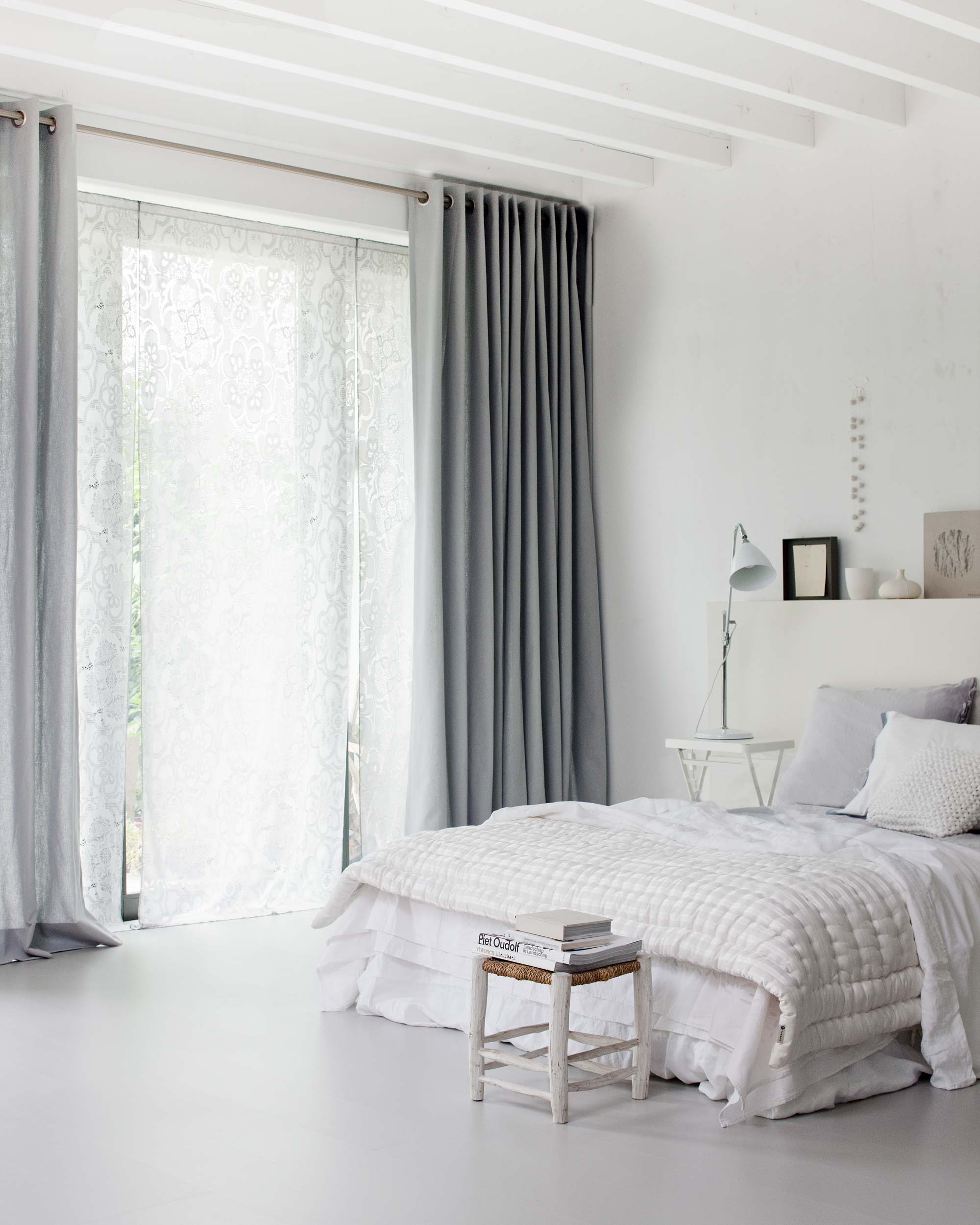 slaapkamer-wit-matras