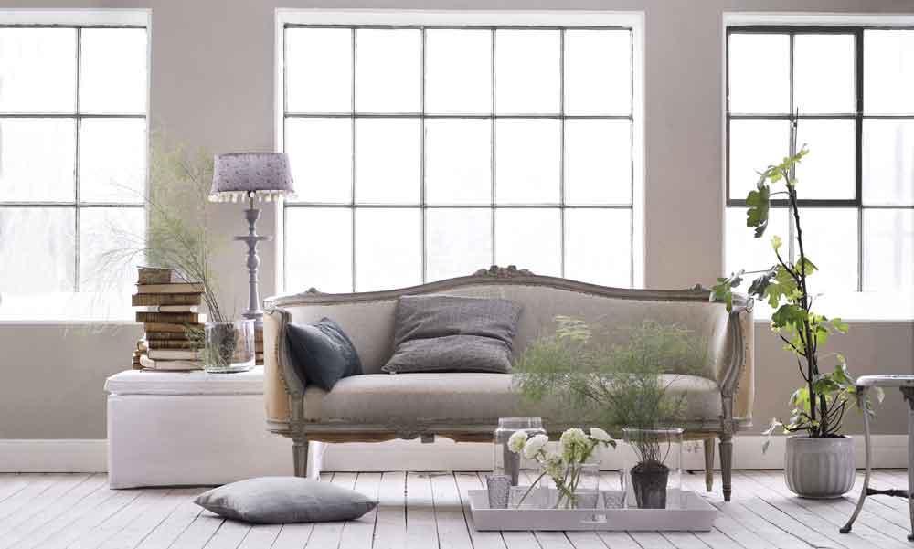 Knap je oude lamp op met lampenkappen - Tine K Home - vtwonen