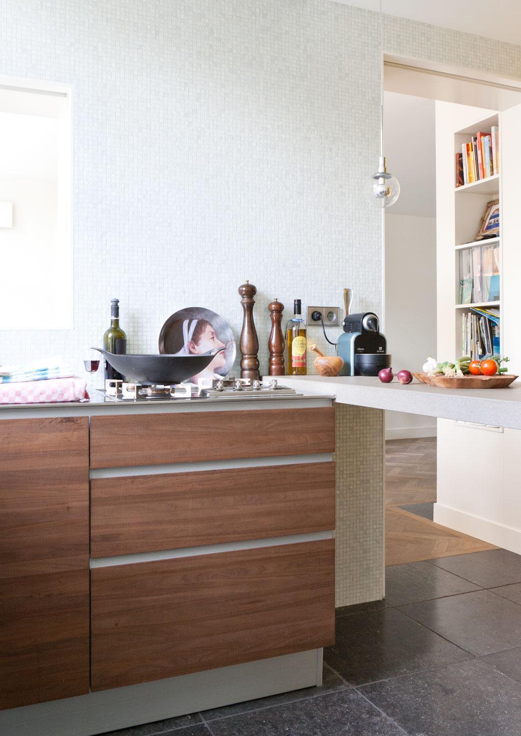 dubbel herenhuis in weesp keuken