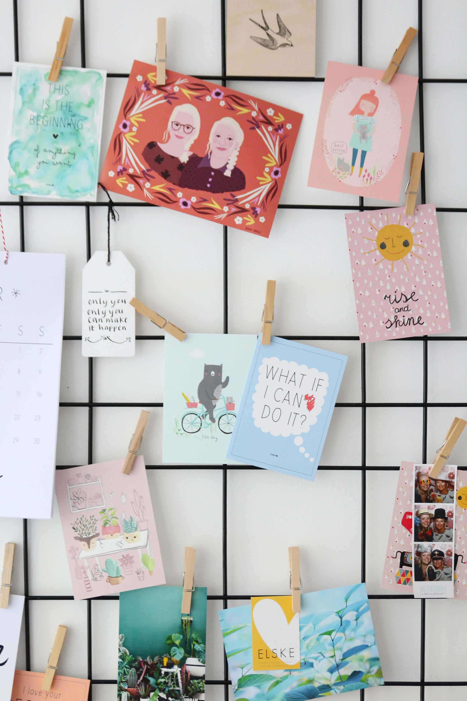 Elske werkkamer ansichtkaarten