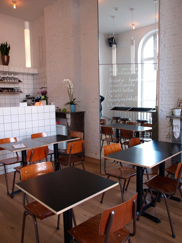 Interieur bij Pit in Gent