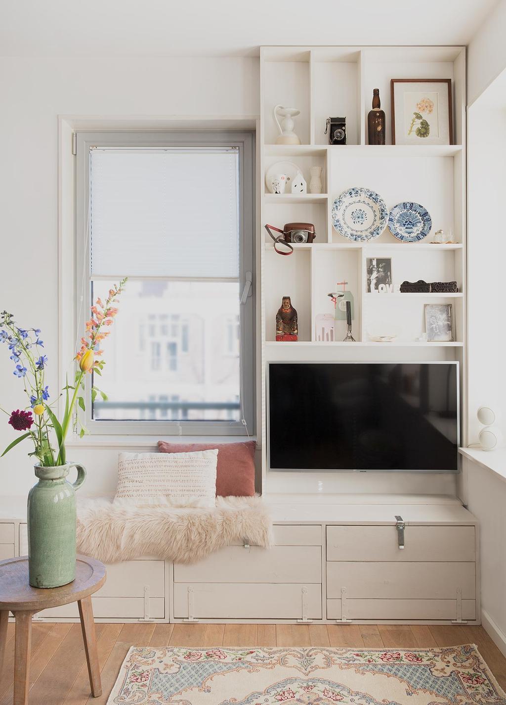 Tv Beugel Voor In Kast.Zo Bepaal Je De Perfecte Plek Voor De Tv In De Woonkamer Vtwonen