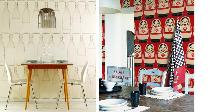 behangcollectie van Wall & Deco