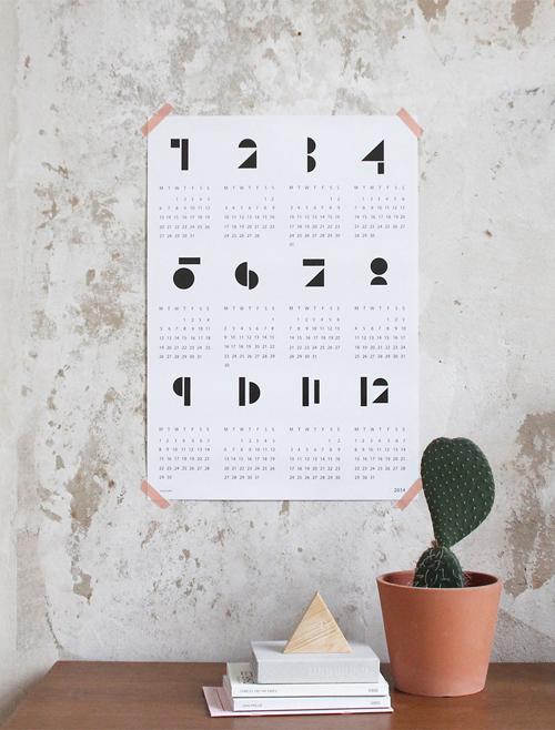 grafische kalenders