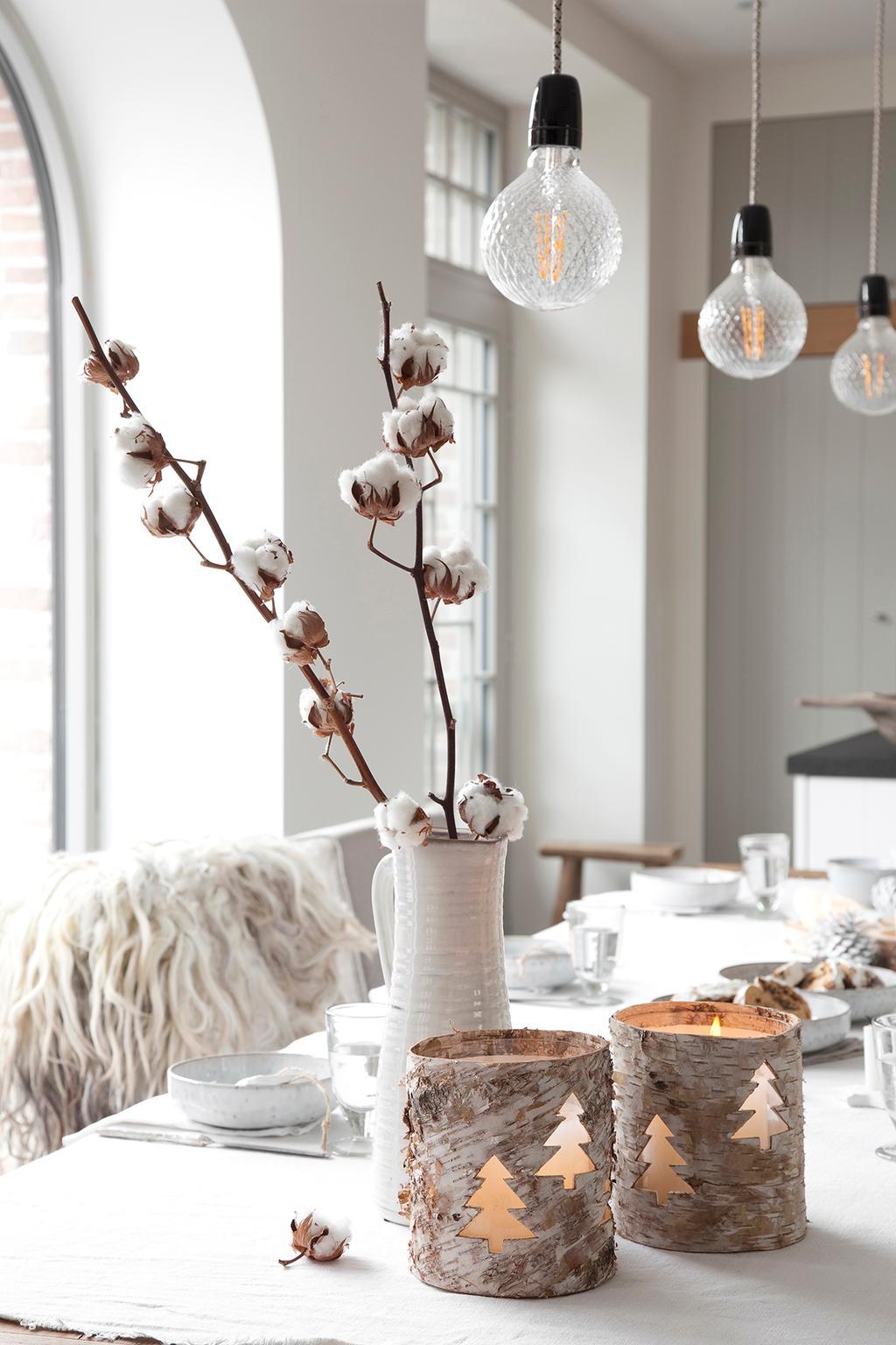 witte kerst decoraties
