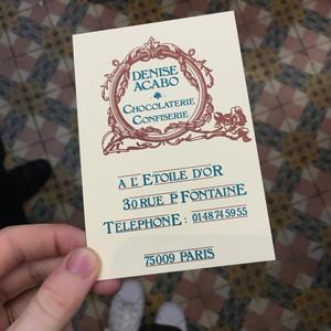 LetoileDor Parijs door Isa Naeyaert