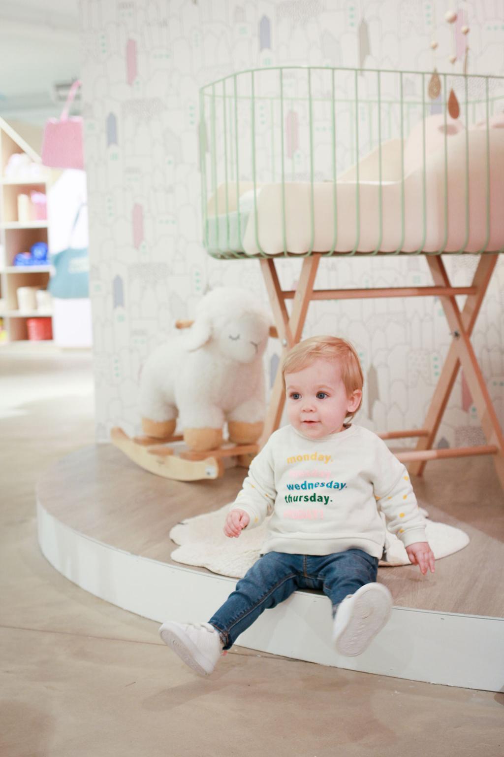 Winkel baby en kind Kabine in Koksijde