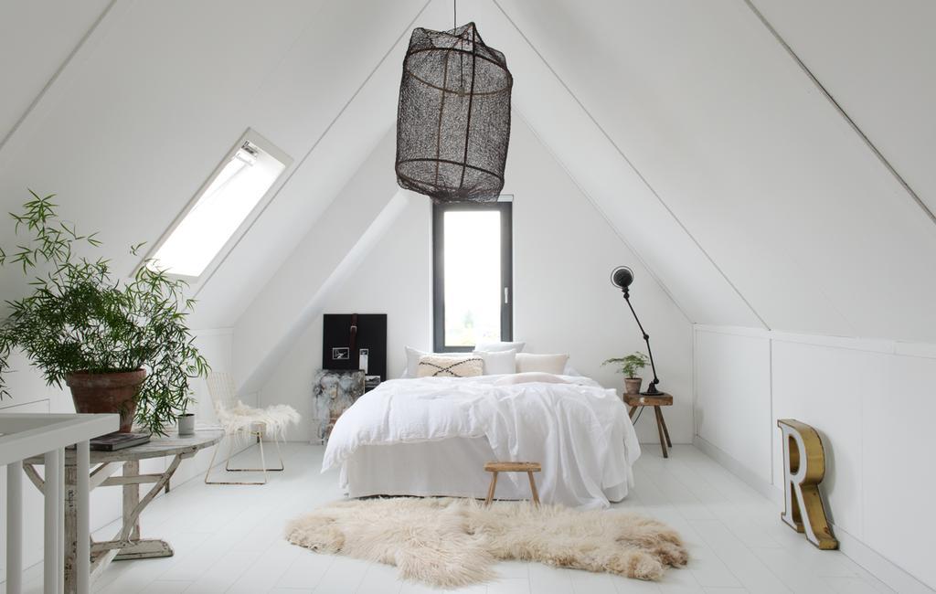 vtwonen 12-2019 binnenkijken special | vrijstaand nieuwbouwhuis in Almere slaapkamer