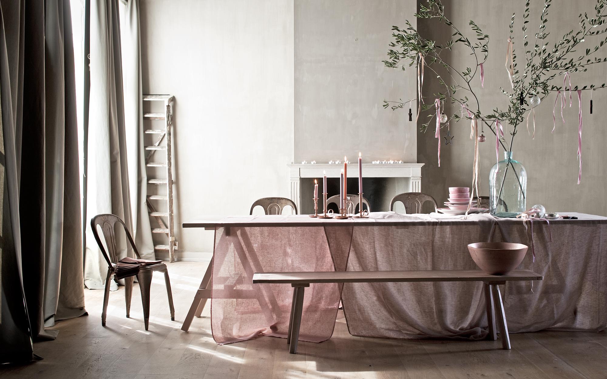 Oud Roze Accessoires Huis.Oudroze Verfkleuren Voor In Huis Vtwonen