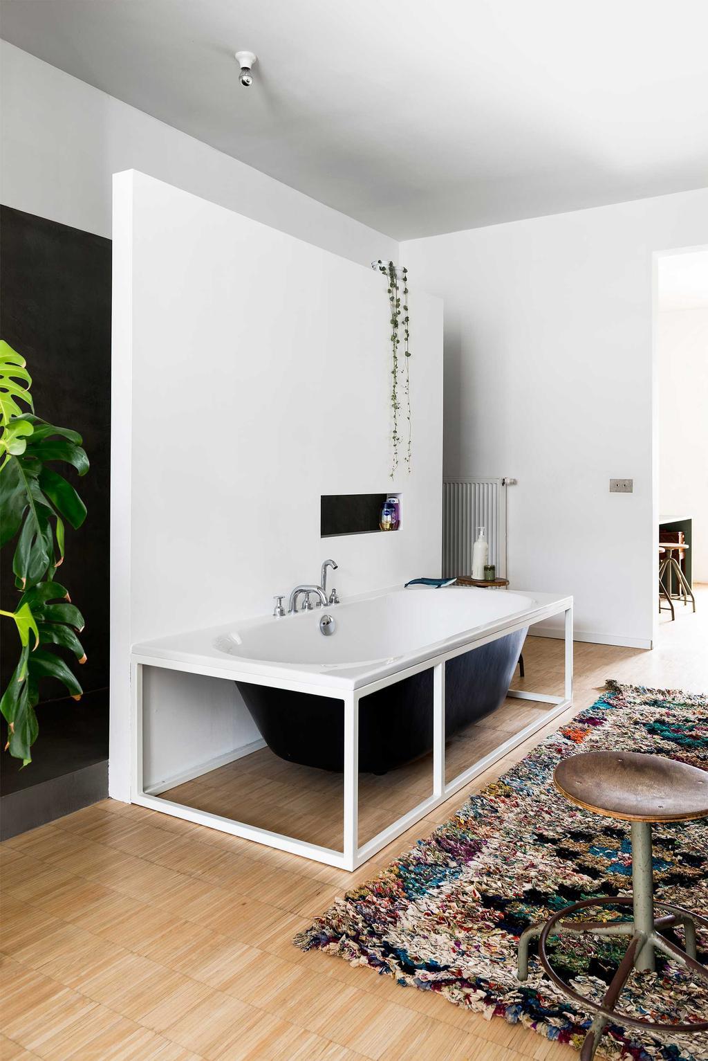 binnenkijker antwerpen badkamer
