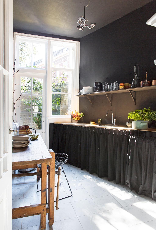 keukenapparatuur verbergen