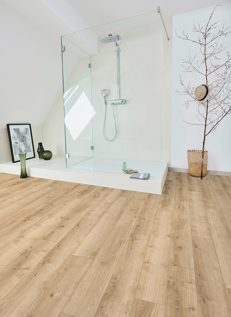 vloer landelijk vinyl parador badkamer