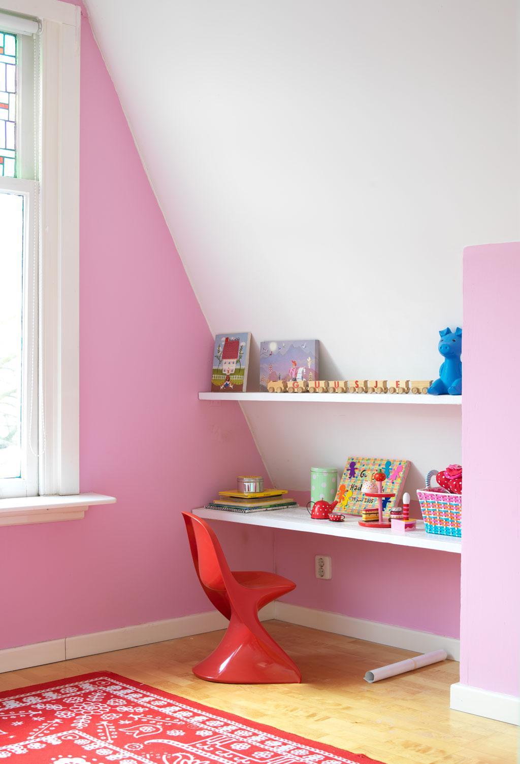 roze speelhoek