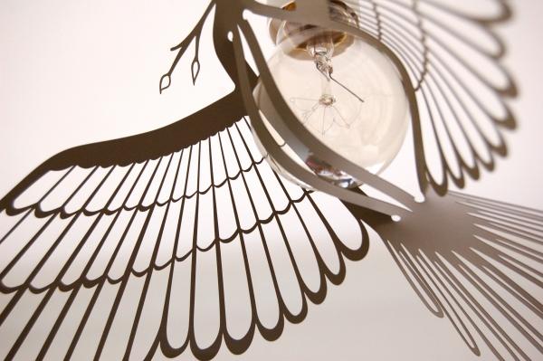vogeltje van staal