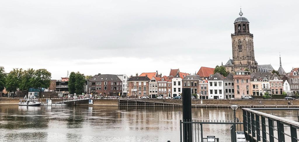 vtwonen citytrip Deventer
