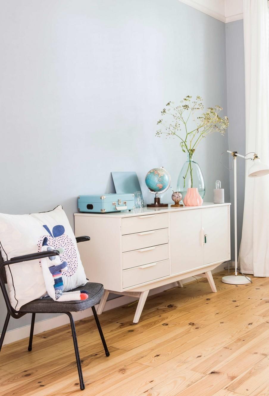 dressoir blanc