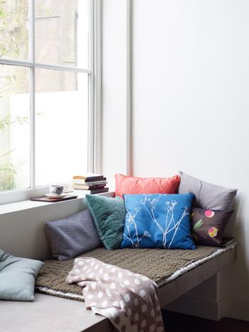 lounge raam