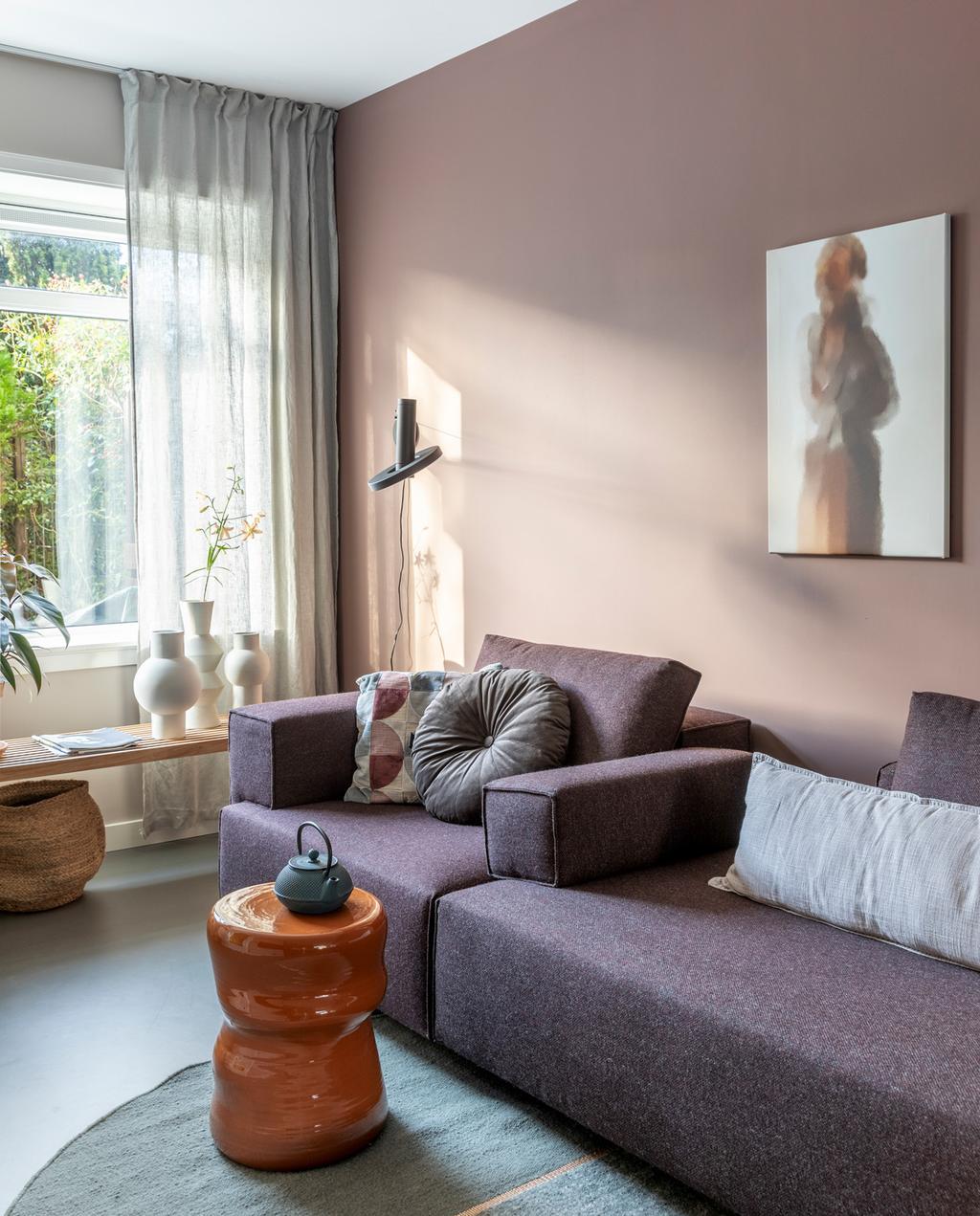 vtwonen weer verliefd op je huis | aflevering 11 seizoen 13 | stylist Fietje in Haarlem