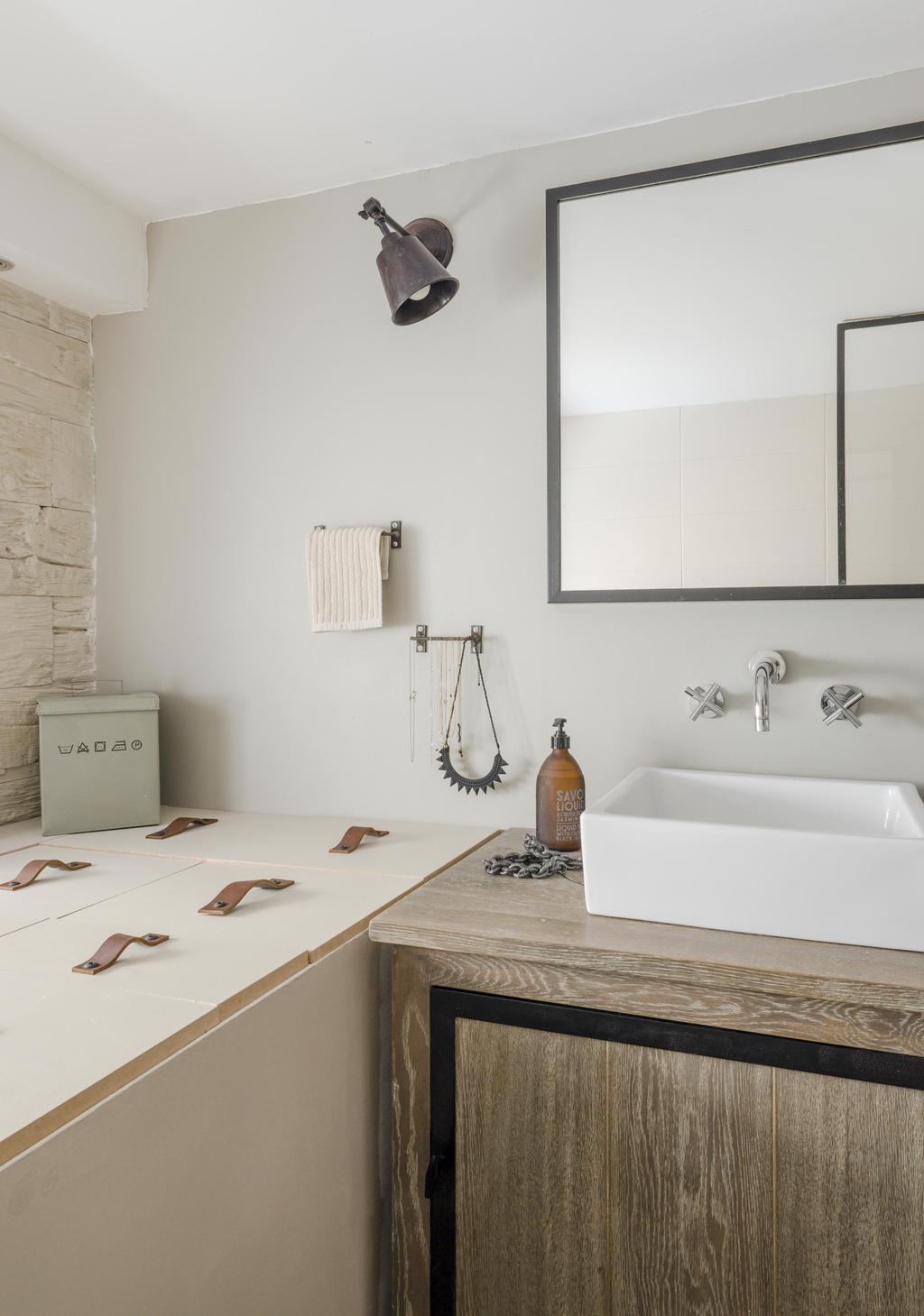 opbergruimte badkamer