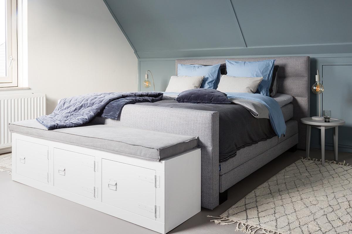 slaapkamer groter Beter Bed opbergen