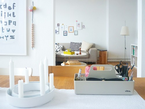 interieur Snug Studio