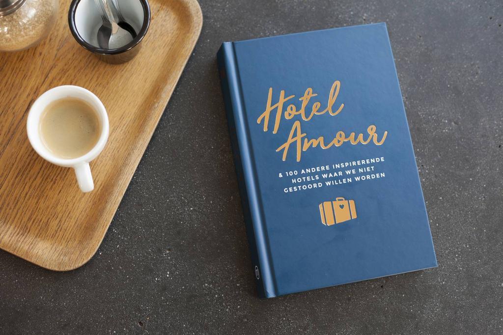 boek Hotel Amour