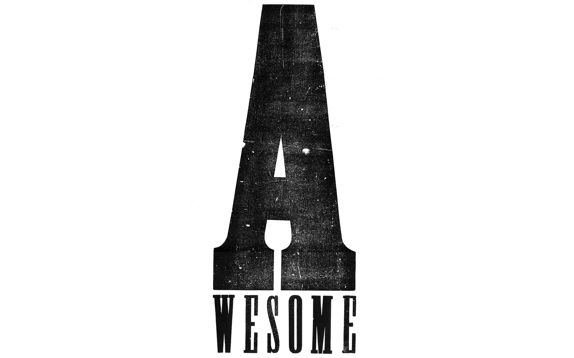 happypage-awesome-letters