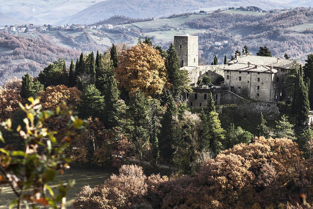 buitenwonen logeren petroia castle