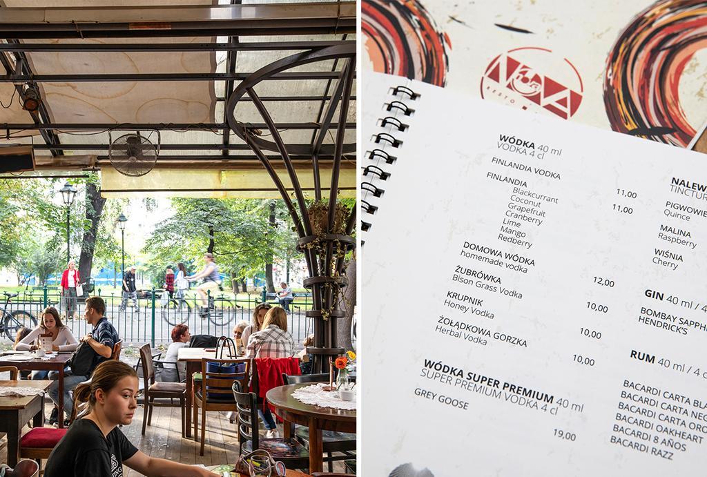 Citytrip Krakau eten en drinken