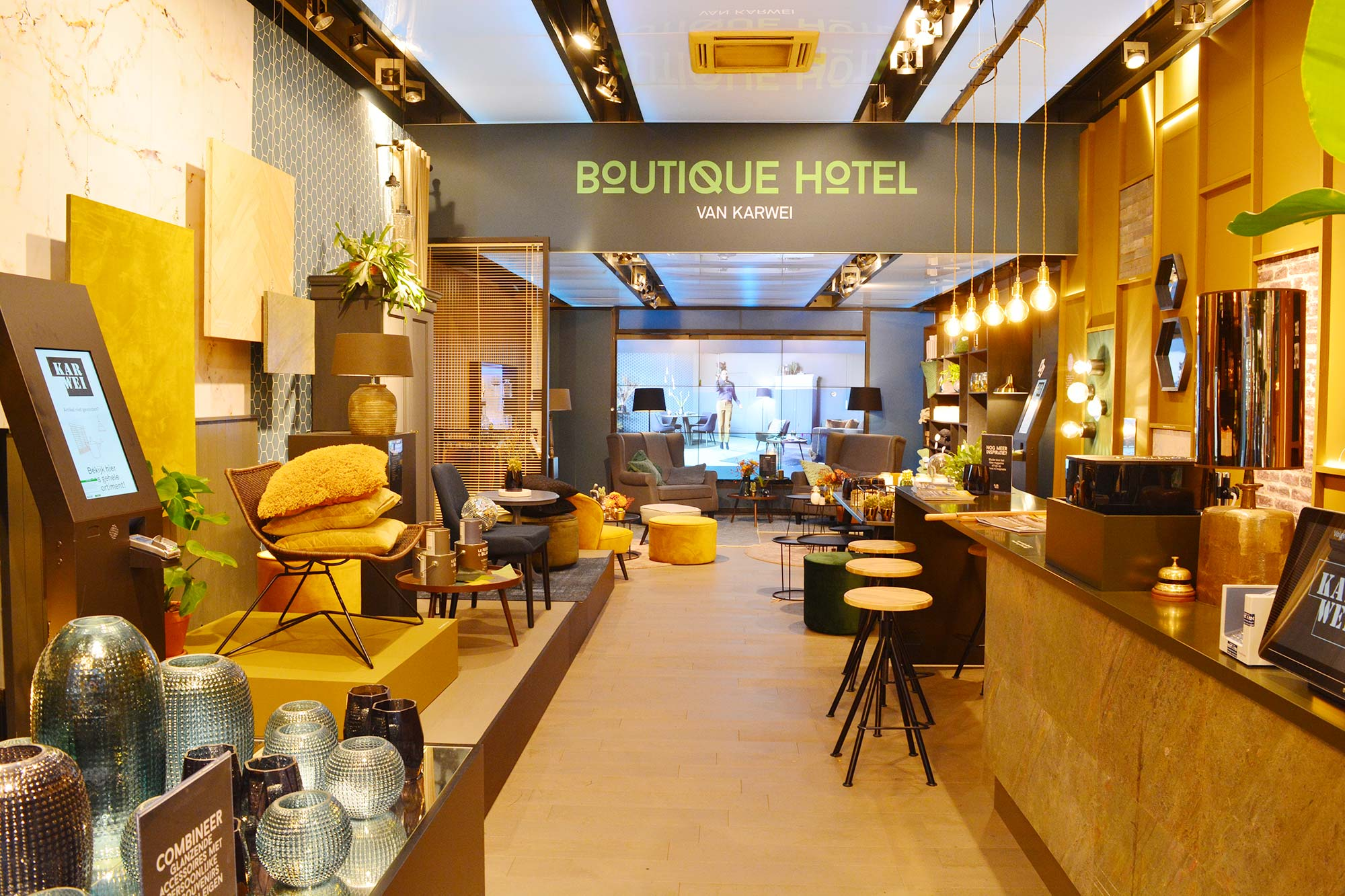 boutique hotel winkel