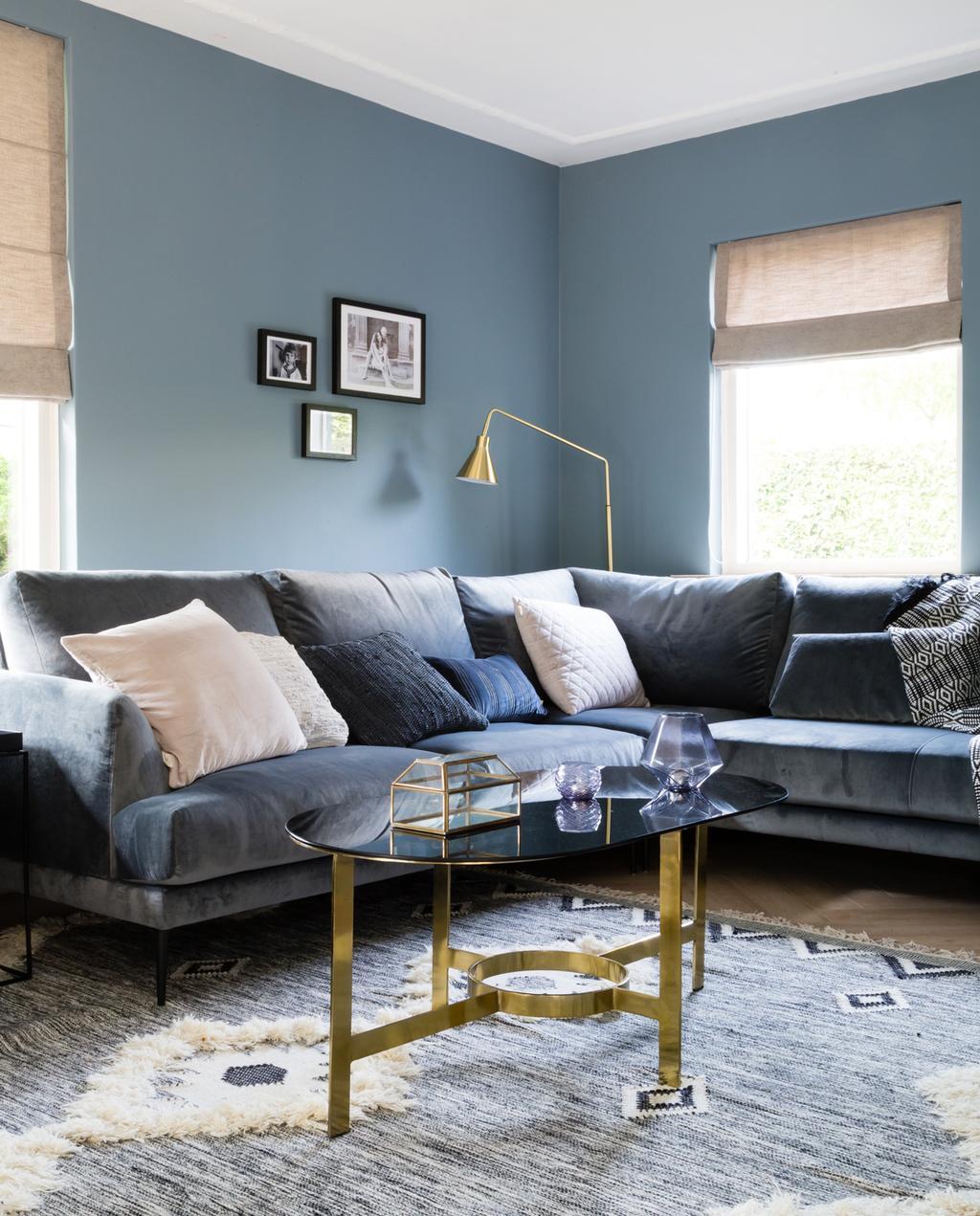 vtwonen weer verliefd op je huis | woonkamer | vloerkleed