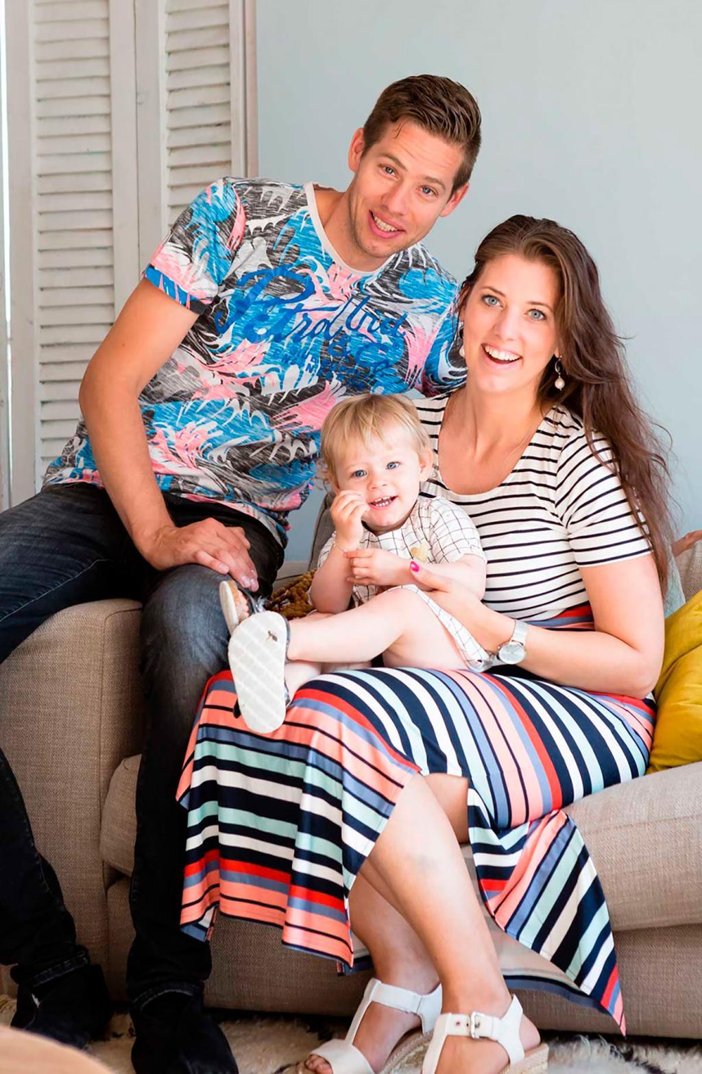 Lisette en Joop uit Heemskerk doen mee met Weer Verliefd Op Je Huis.